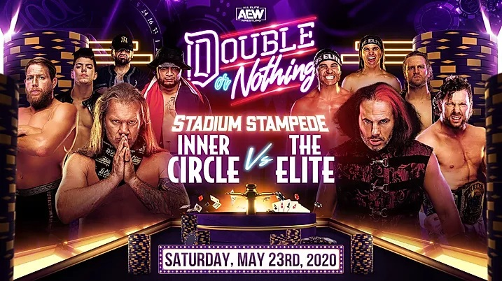 AEW Double Or Nothing du 23/05/2020 Statiud-stampede