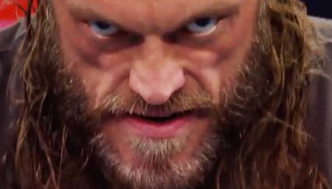 Edge Smackdown heel Wrestlemania