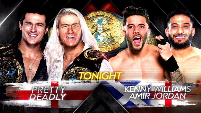 Watch NXT UK