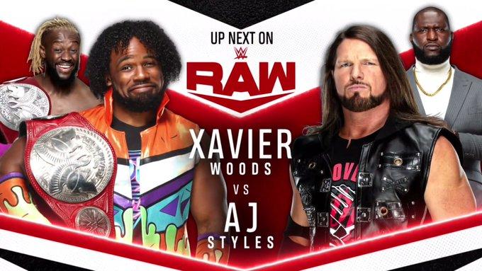 Watch WWE RAW Styles
