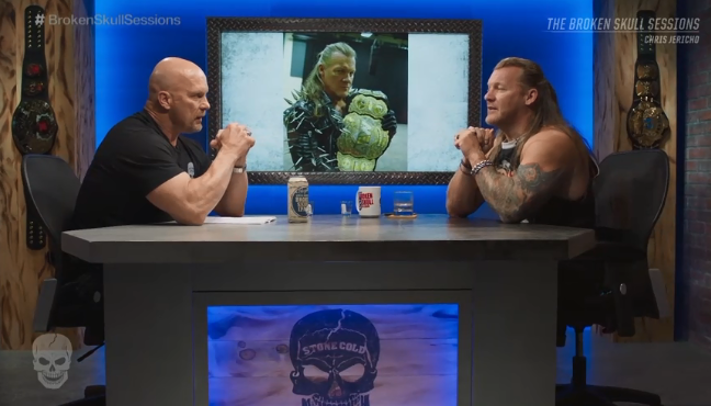 Watch WWE Steve Austins Broken Skull Sessions S01E14: Chris Jericho